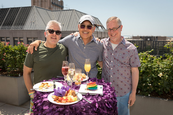 Pride Brunch 2017