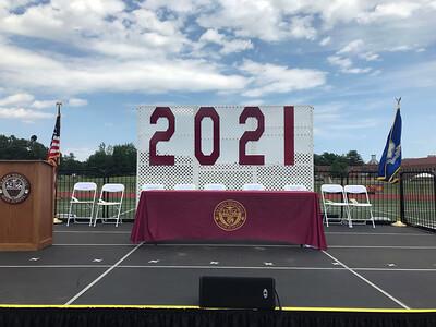 2021_06_11 GMHS 2021 Graduation