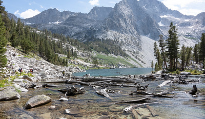 2019-08 Kings Canyon National Park, Day 2