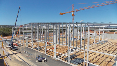 Liebherr Facility Adelaide