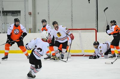 Game 1 - Michgan Ice Hawks vs FH Jaguars