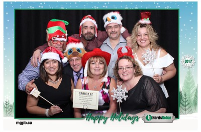 Harris Rebar Holiday Party