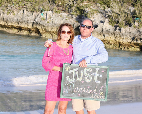 Jeff & Jill | Vow Renewal | Abaco Club at Winding Bay | Abaco, Bahamas