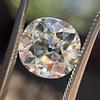 3.46ct Old European Cut Diamond GIA M, VS1 2