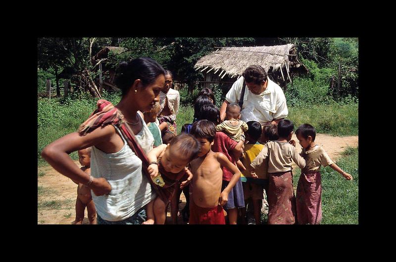 Hill Tribe Village Kids - Thailand -1989.jpg