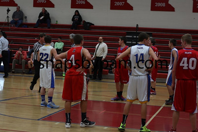 Rush City vs Moose Lake BBB