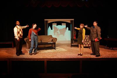 Sylvia Theatre Performance