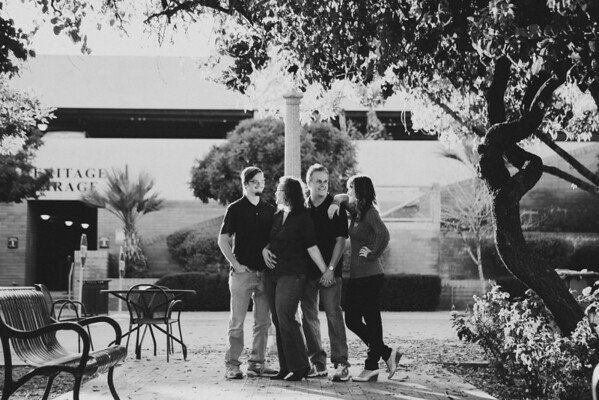 The Peterson Family | Mini Session
