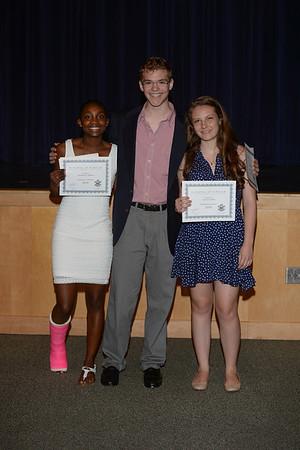 2014 Senior awards night