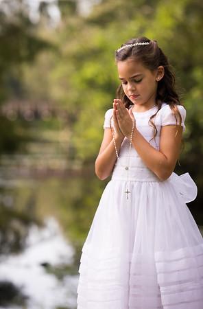 Emma's First Communion