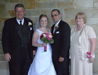 Stephanie Broderick's Wedding