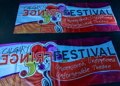 2016 Calgary Fringe Festival