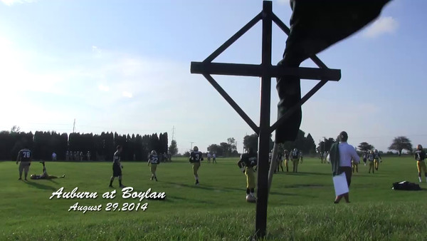 Boylan Varsity Football 2014