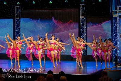 Disneyland Dance Competition - Memorial Weekend 2016