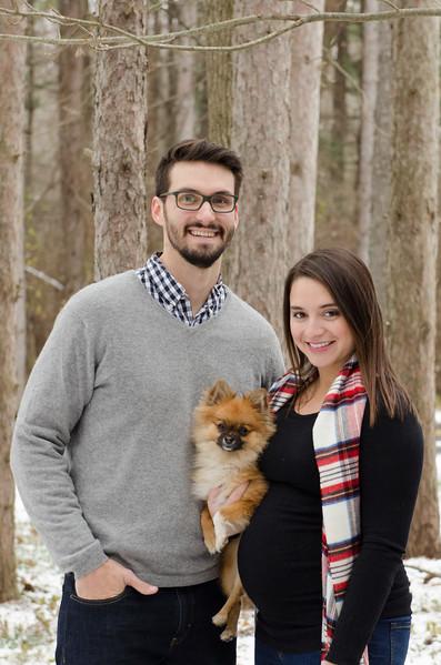 Crane Family Winter 2017