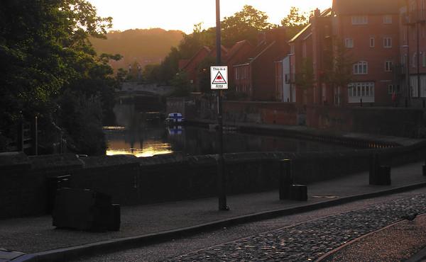 Norwich England - City scenes