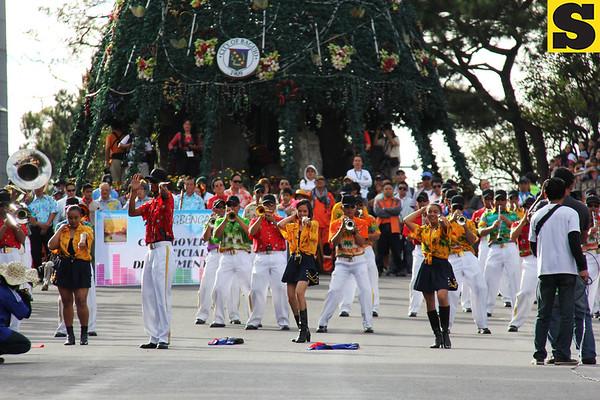 Panagbenga 2013 Float Parade