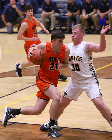 05V Boys Basketball:  Wheelersburg at South Point 2019