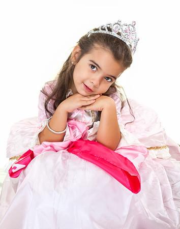 Princess Ana Luiza 4th bday