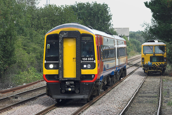 6th September 2010: Thetford to Wymondham