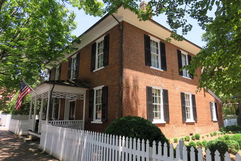 Nathaniel Siewers House (ca. 1872)