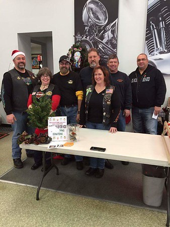 12=03 Precision HD Christmas Open House