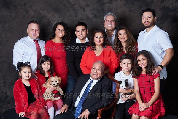 Oscar G Family Portraits