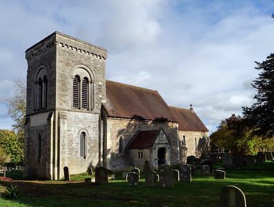 St Andrew, Church of England, Church Road, Sandford-on-Thames, OX4 4XZ