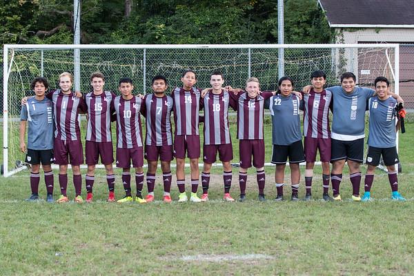 09-13-2018 Bears Soccer vs Pike
