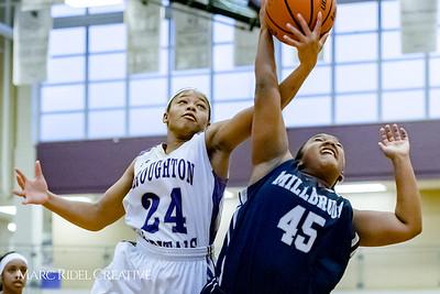 Broughton vs Millbrook | Girl's Varsity