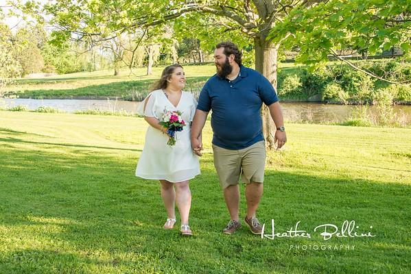 Wedding - Terena and Dave PREVIEWS logo