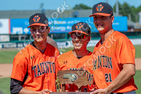 Taunton vs. Attleboro Baseball - 06-15-19