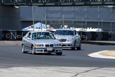 BMW CCA Thompson Speedway