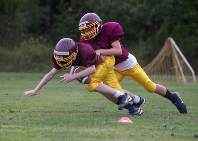 2013_08_21 Football Practice