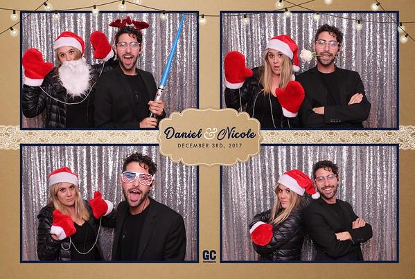 12-3-17 Daniel & Nicole