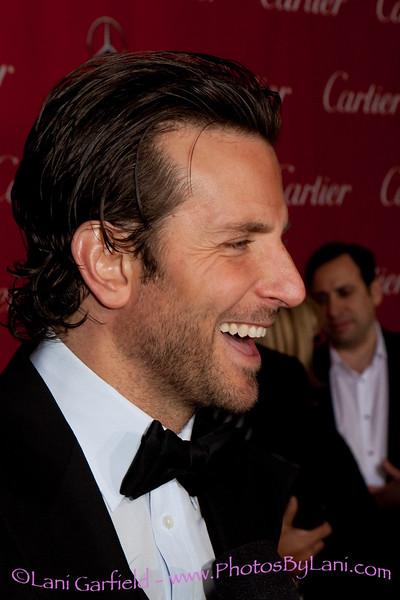 Palm Springs International Film Festival Celebrities on the Red Carpet 1/5/13