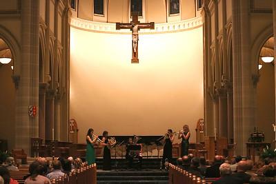 2018 Seraph Brass Quintet Concert