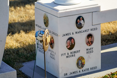 Marg Reed's Home-going