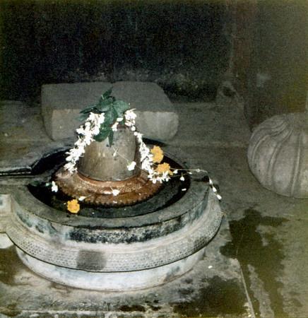 copper naga lingam SHANKAR