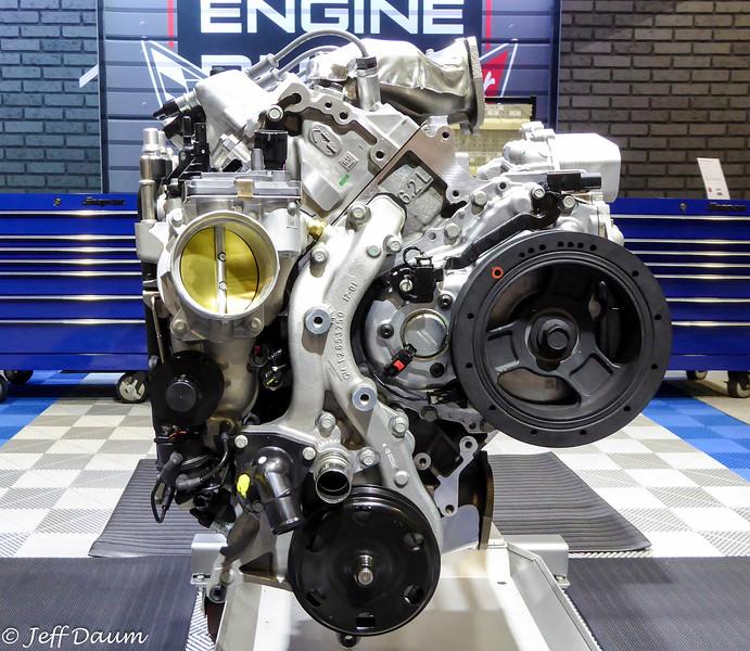 LT4 Corvette Engine Build