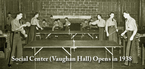 Vaughan Hall