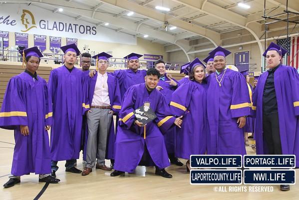Gavit High School Graduation 2017