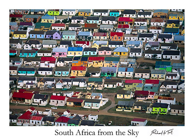 South Africa from the Sky