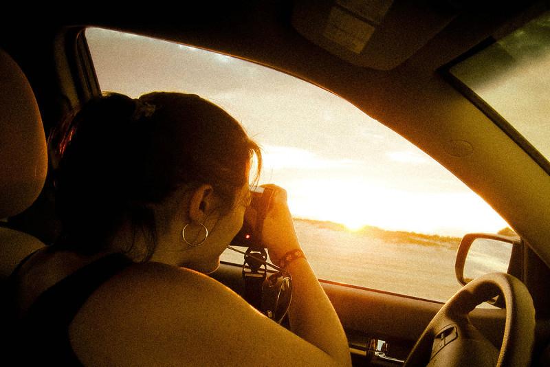 photographing the photographer  © Rachel Rubin 2012