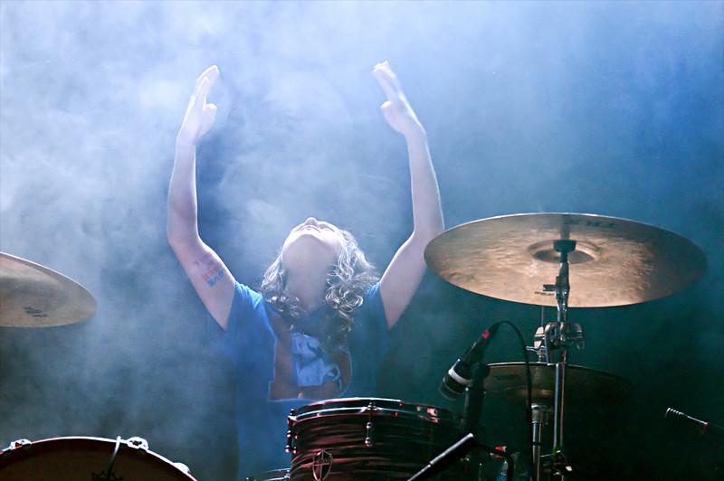 Touring Drummer Eric Armenta Breathe Carolina Scream It Like You Mean It Tour Summit Music Hall, Denver, CO   August 26, 2011