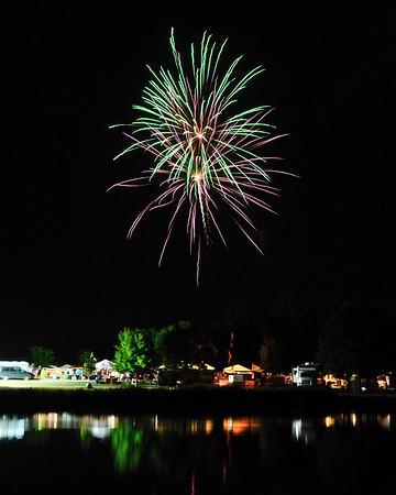 Lisle Fireworks - 2011