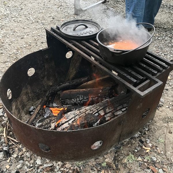 campfire stew always tastes good while in the bush!! #camping #overland #castiron #cooking #food #stew #dutchoven campfire stew always tastes good while in the bush!! #camping #overland #castiron #cooking #food #stew #dutchoven