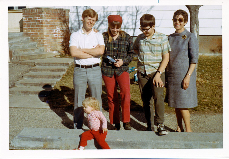 Bill Bush, Claudia Krenz, Jim Krenz, Bo Krenz (Sonja front)