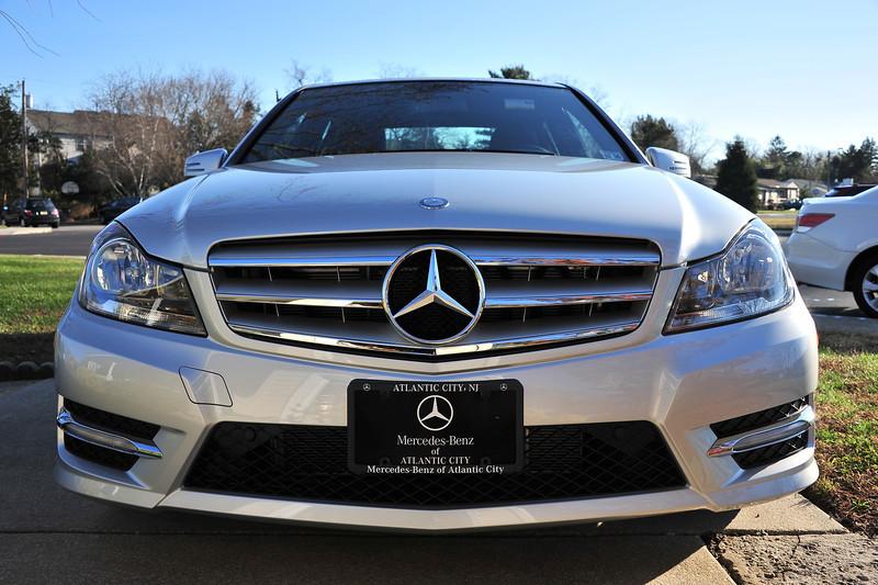 2012 Mercedes-Benz C300 6.JPG