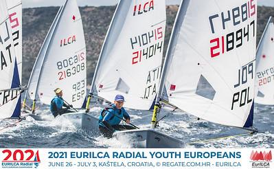 2021 EurILCA Radial Youth Europeans